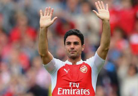 Arteta deletes all Arsenal posts