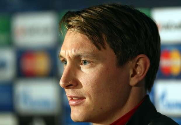 Wenger: I took a risk on injured Kallstrom
