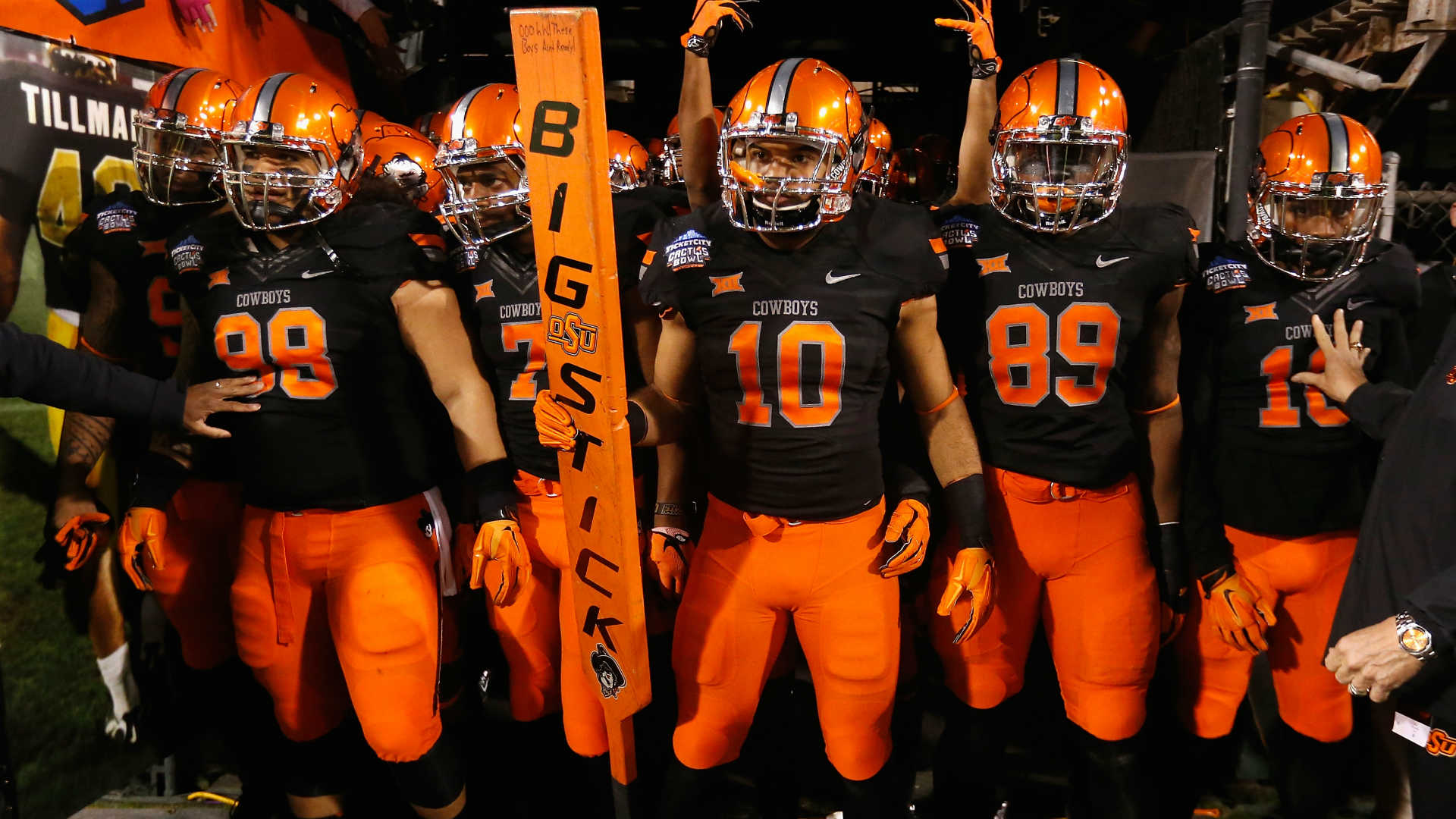 Oklahoma State football won't lose any scholarships for NCAA violations