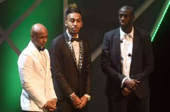 Aubameyang headlines shortlist for CAF award as Toure misses out