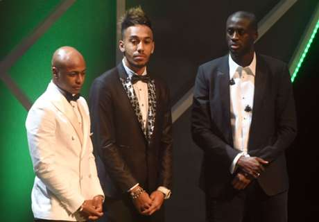 Toure left off CAF award shortlist