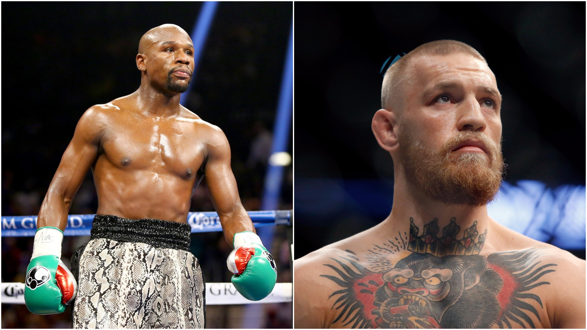 Dana White on Conor McGregor vs. Floyd Mayweather: 'We're nowhere with it'