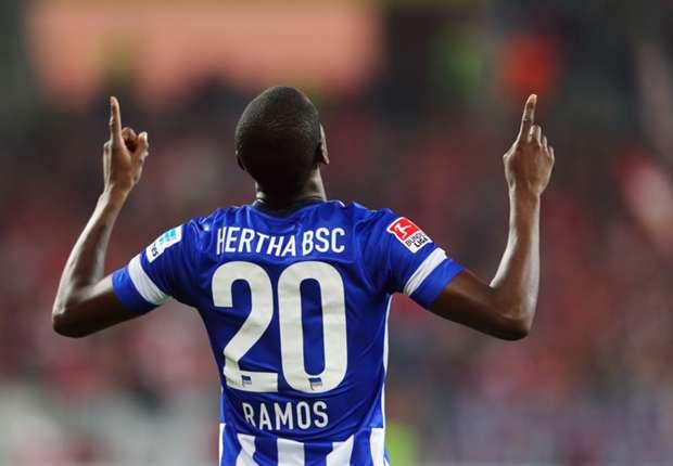 Todo listo entre Hertha Berlín y Borussia Dortmund por Adrián Ramos