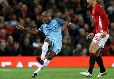 Pep: Kompany couldn't play anymore