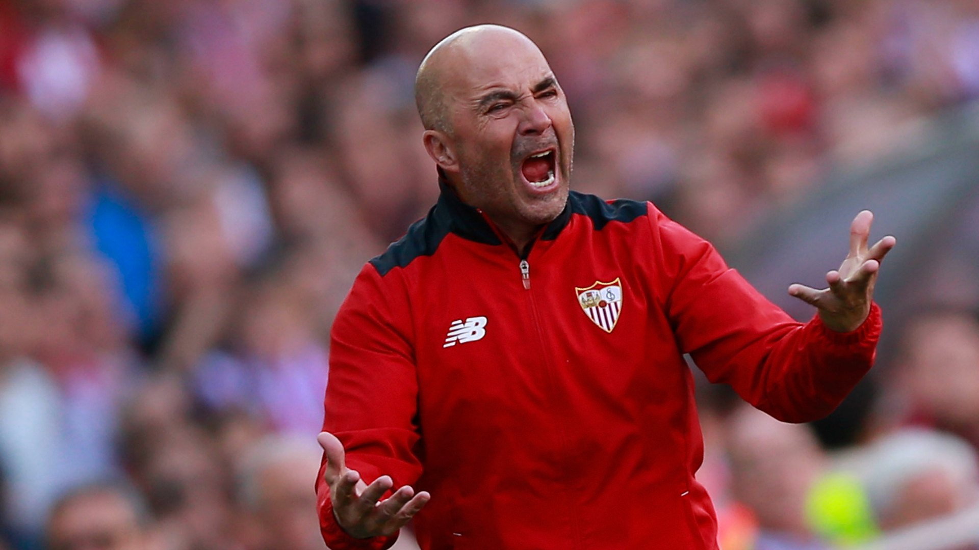 Jorge Sampaoli says Argentina wants him as next coach