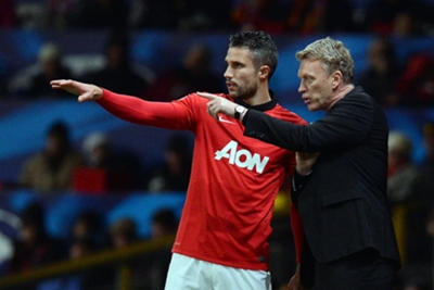 Moyes welcomes Van Persie commitment