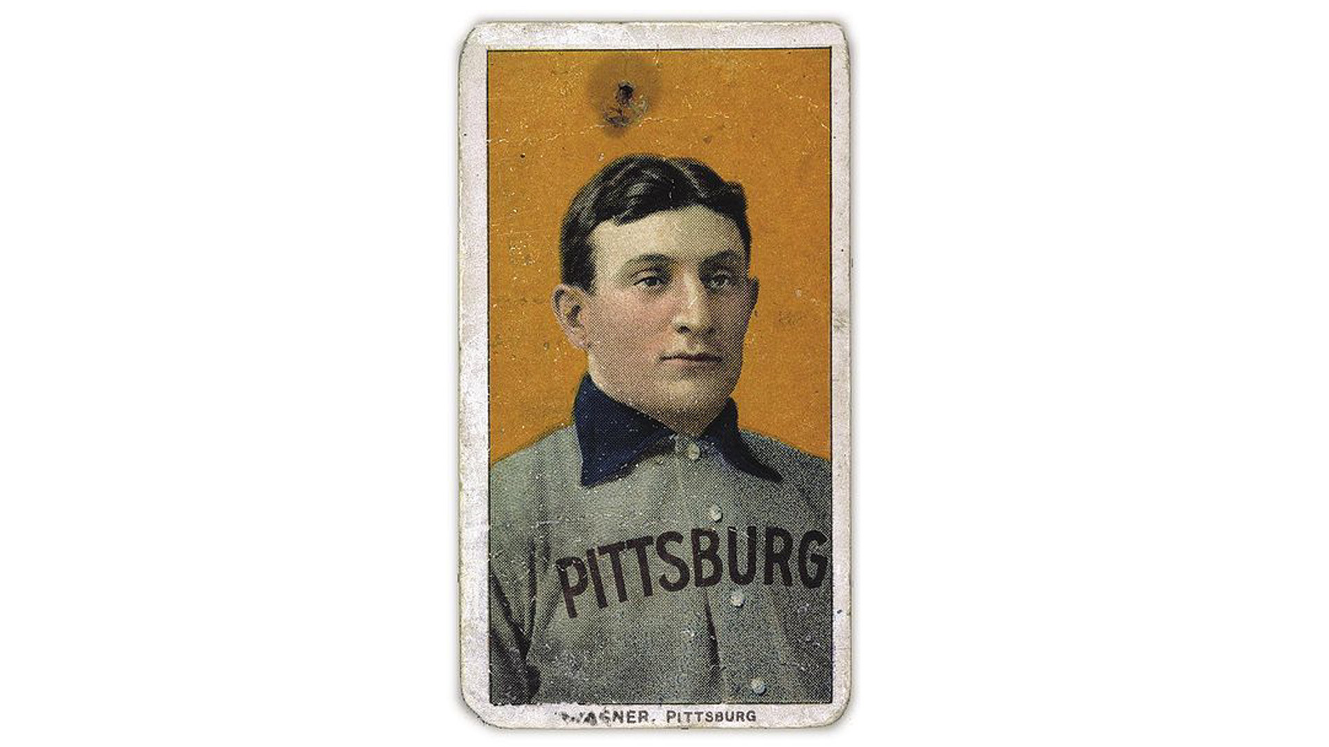 Honus Wagner card sells for $1.32 million, a relative steal