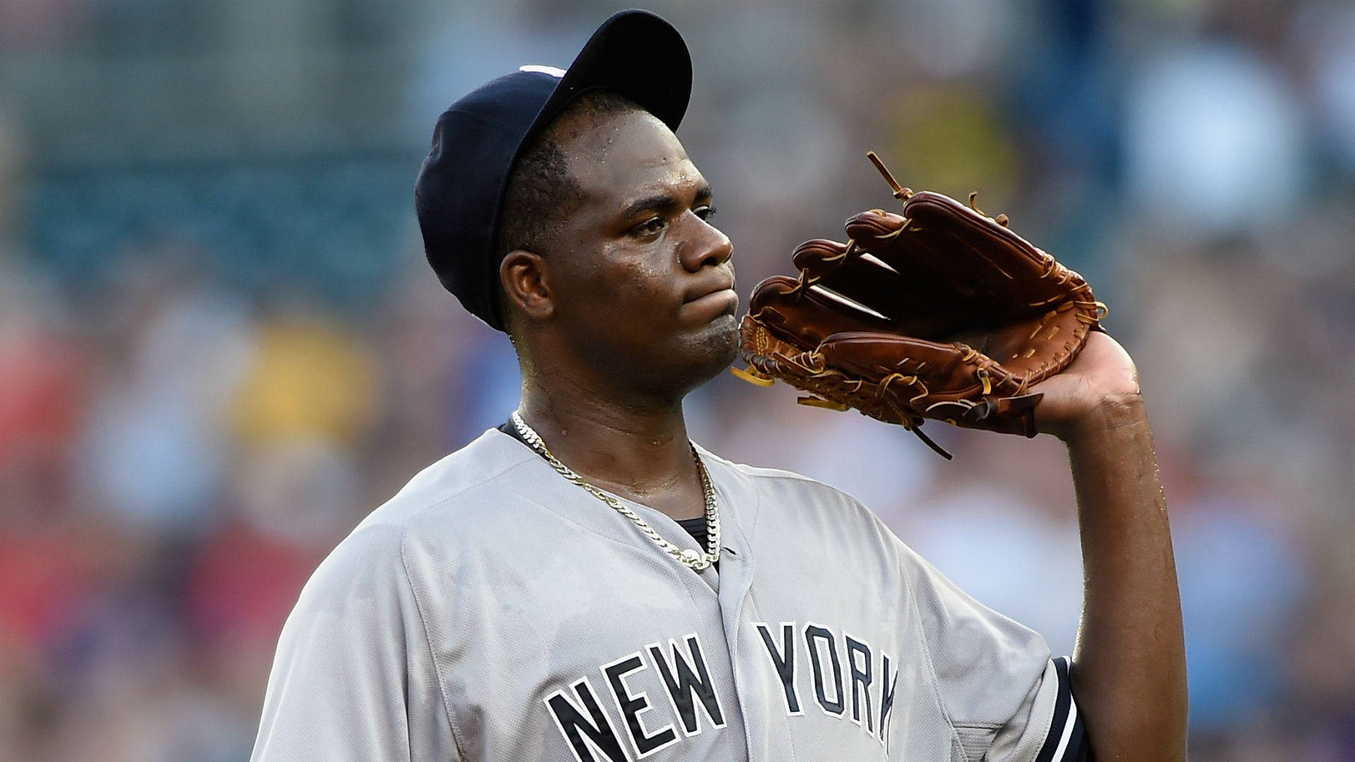 Michael Pineda scratched from Thursday start with forearm injury