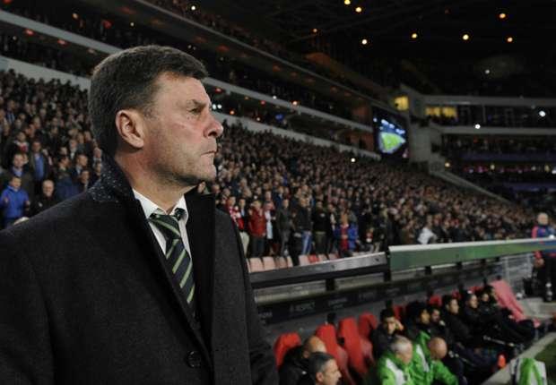 Hecking: Wolfsburg not good enough