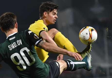 Krasnodar 1-0 Dortmund: Early PK