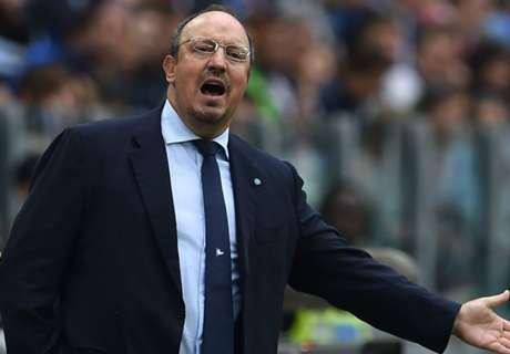 Napoli, Benitez annonce son départ !