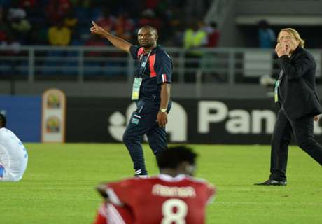 Ibenge: DR Congo refused to give in