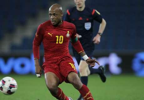 REPORT: Comoros 0-0 Ghana