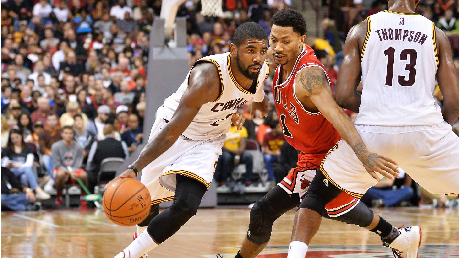 NBA playoffs Round 2: Chicago Bulls vs. Cleveland Cavaliers