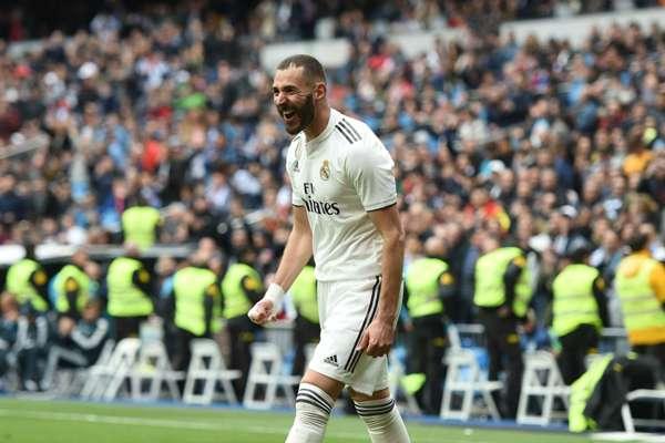 Benzema the world's best striker – Zidane