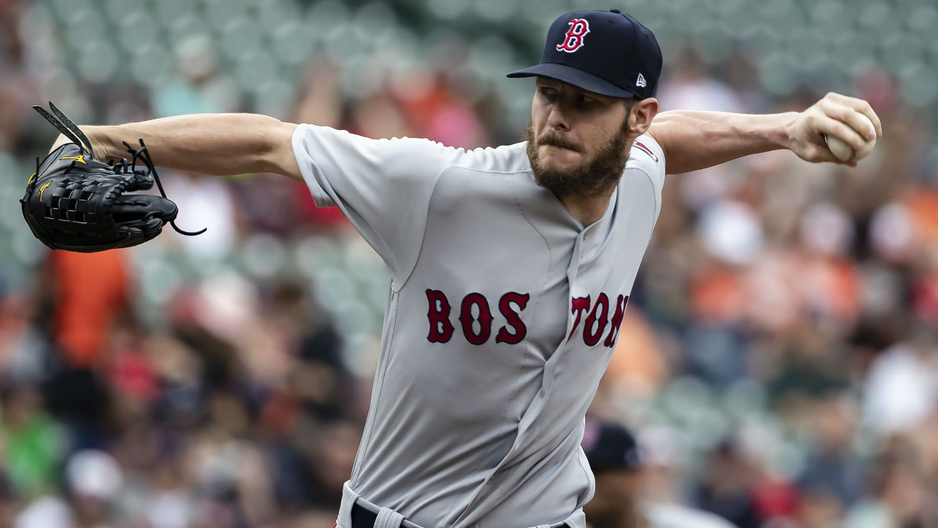MLB wrap: Chris Sale returns from DL, strikes out 12 in Red Sox win over Orioles
