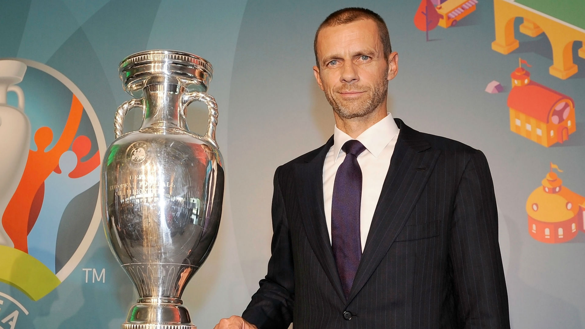 Ceferin nominated for second term as UEFA president