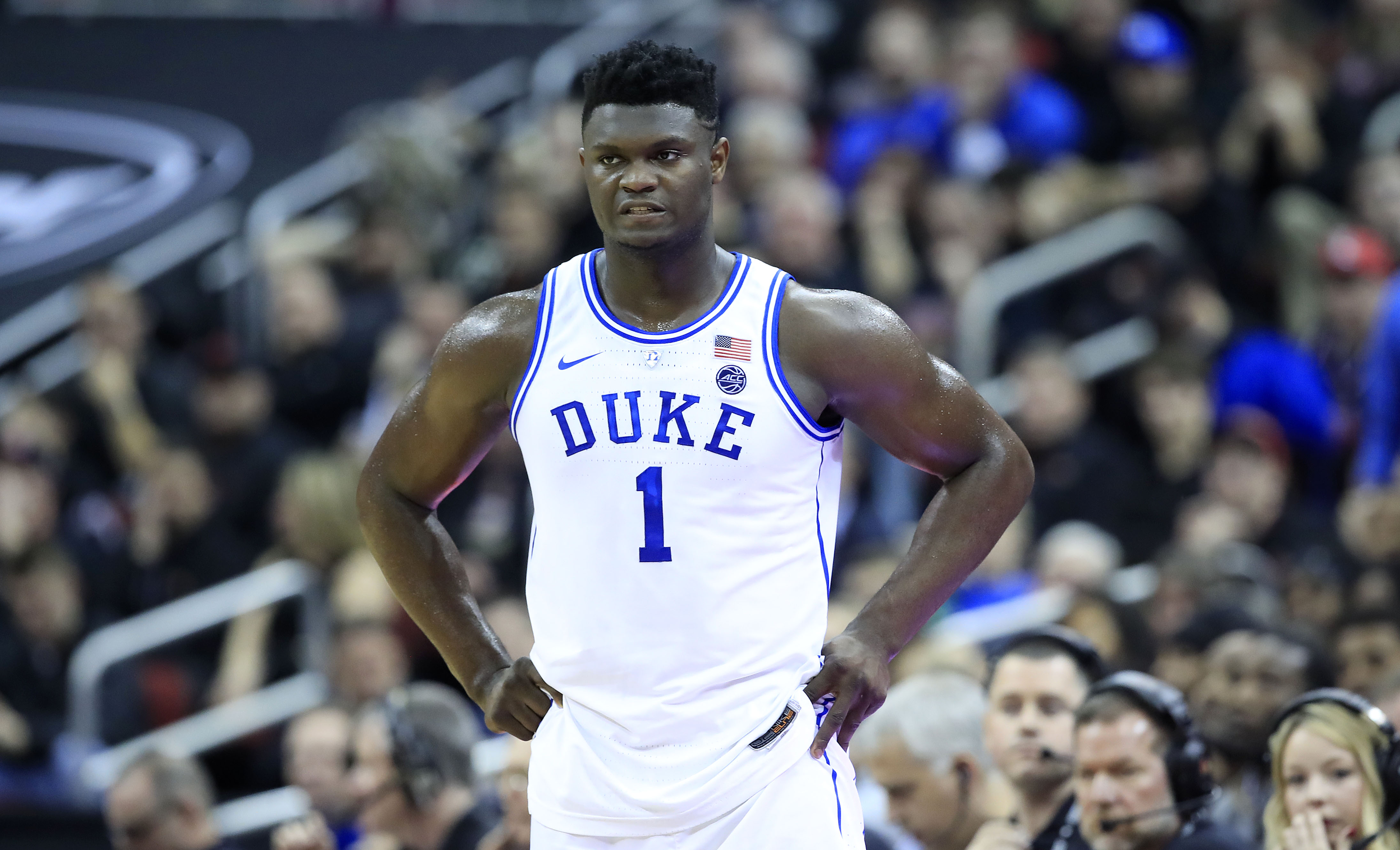 Zion Williamson injury update: Duke star out vs. North ...