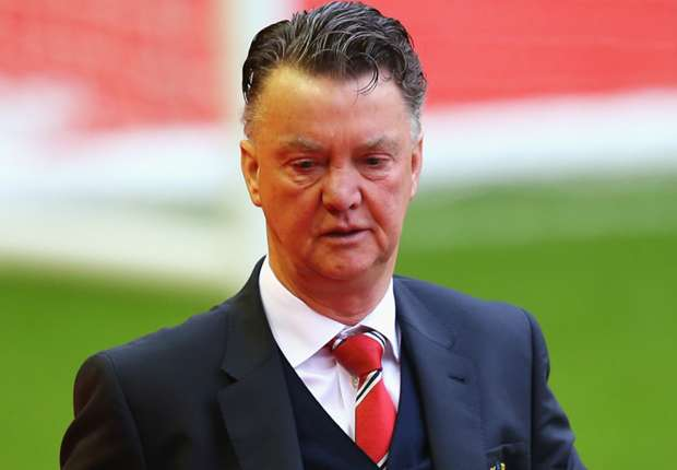 Van Gaal: I will never quit Manchester United