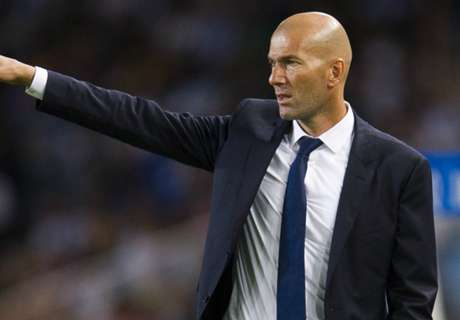Zidane: James will stay at Madrid