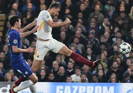 Dzeko, Pjanic ou David Luiz ? VOTEZ pour l'UEFA Champions League Goal of the Week, présenté par Nissan !