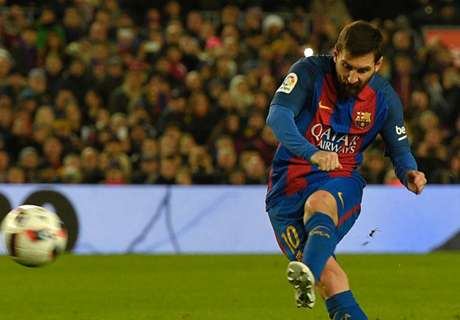 Suarez warns Barcelona over Messi
