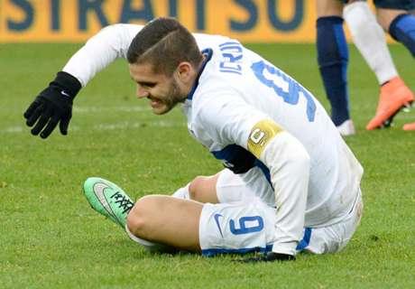 Man United Incar Mauro Icardi