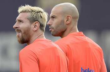 Mascherano: Messi has a lot to give to Argentina