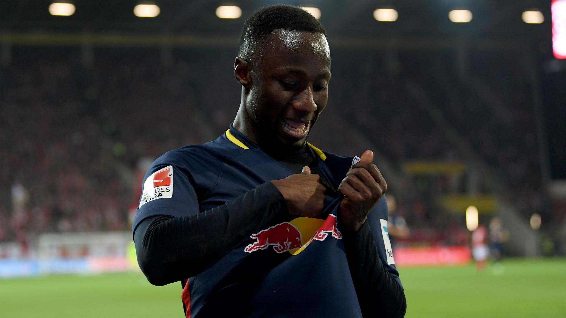 Naby Keita tells RB Leipzig