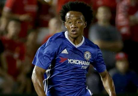Chelsea Persilakan Cuadrado Ke Juve?