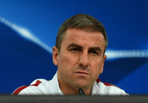 Galatasaray not thinking about Europa League - Hamzaoglu