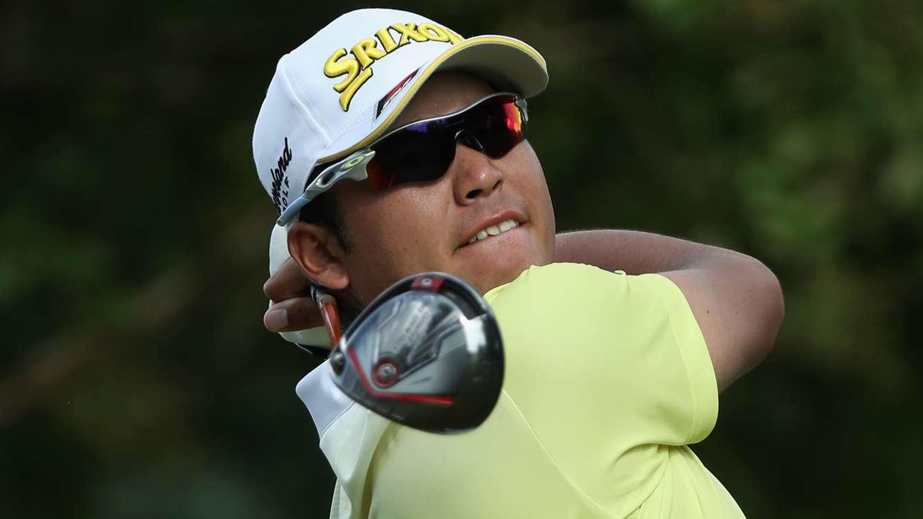 Matsuyama felt the pressure at US PGA