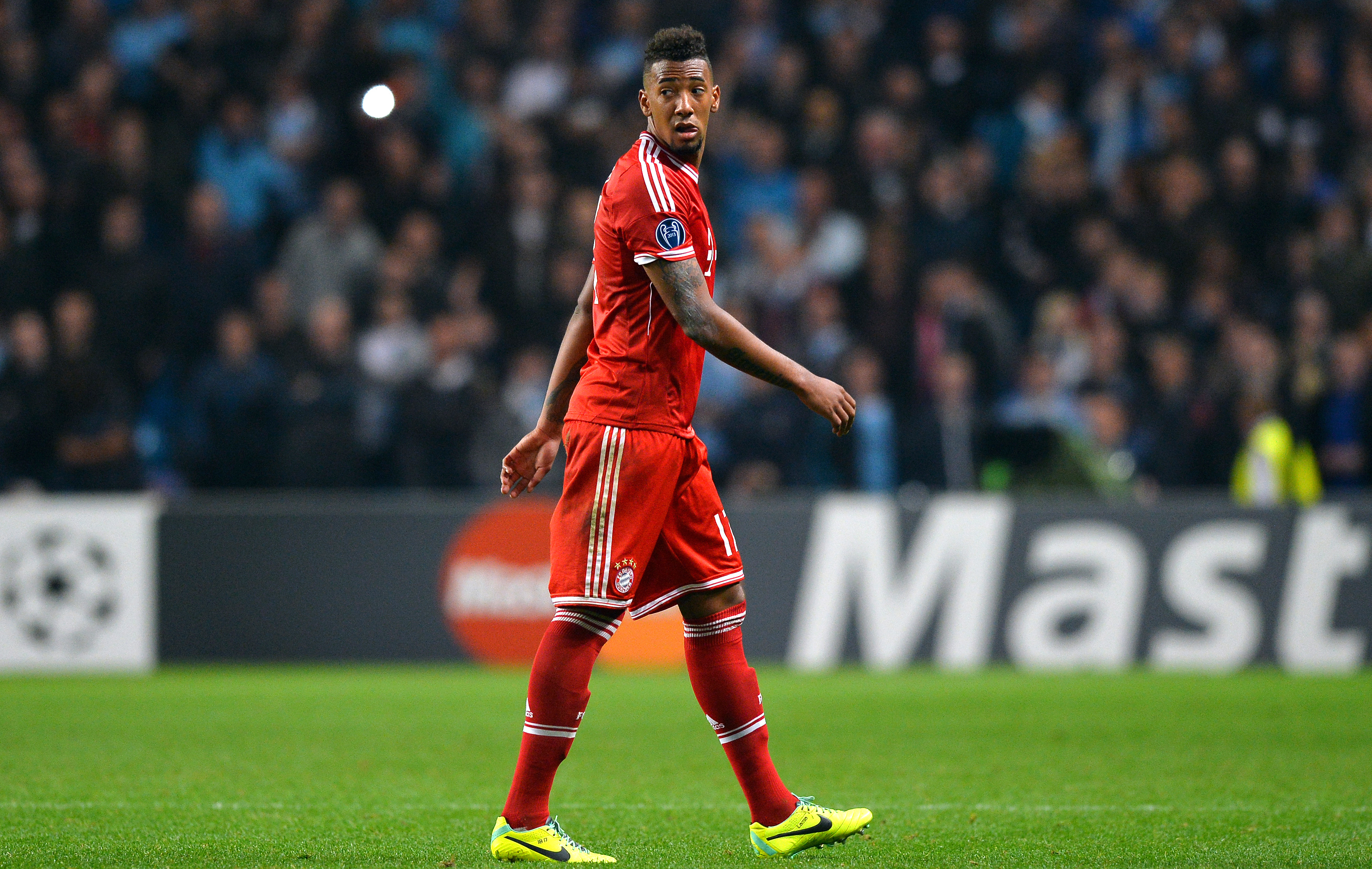 Bayern Munich's Jerome Boateng faces injury lay-off | Football ...