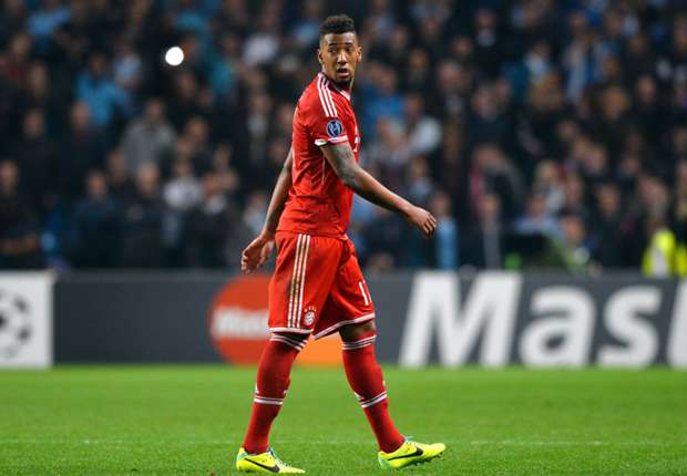 Bayern extends Boateng contract