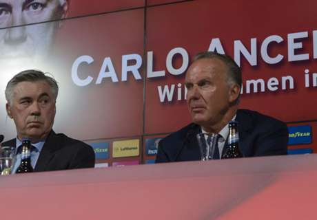 Rummenigge open to Bayern signings