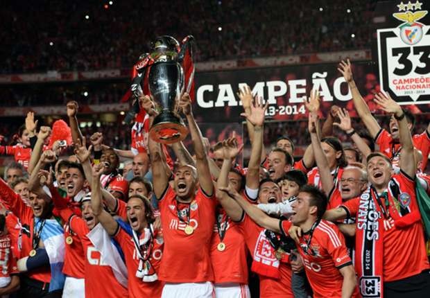 Jorge Jesus: Benfica braced for 'unforgettable night' of title celebrations