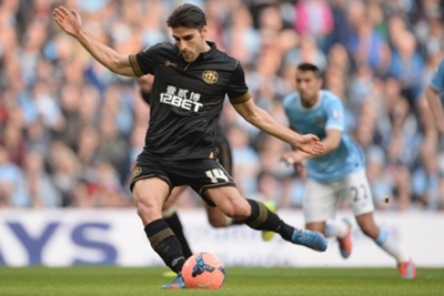 FA Cup: Manchester City 1 Wigan Athletic 2