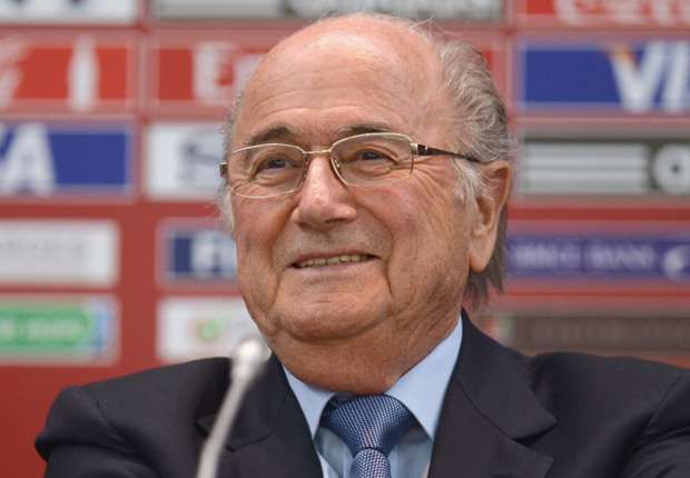 2014 World Cup will be 'best ever', says Blatter