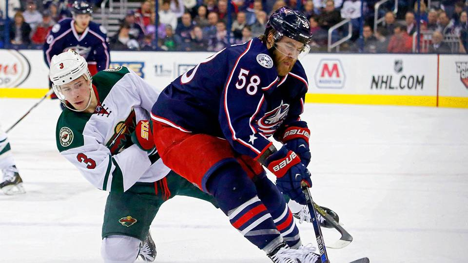 Hot NHL clubs Columbus, Minnesota face off in unprecedented game ...