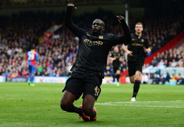 Manchester City expect Premier League title win - Yaya Toure