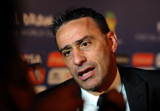 Portugal coach Paulo Bento
