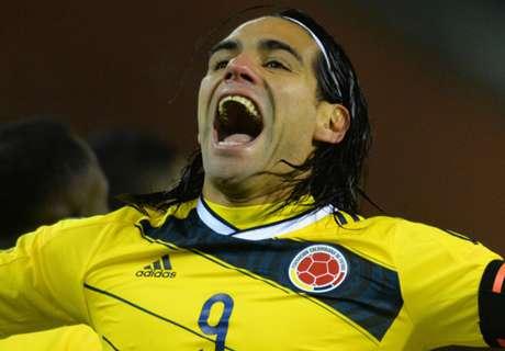 Bahrain 0-6 Colombia: Falcao stars
