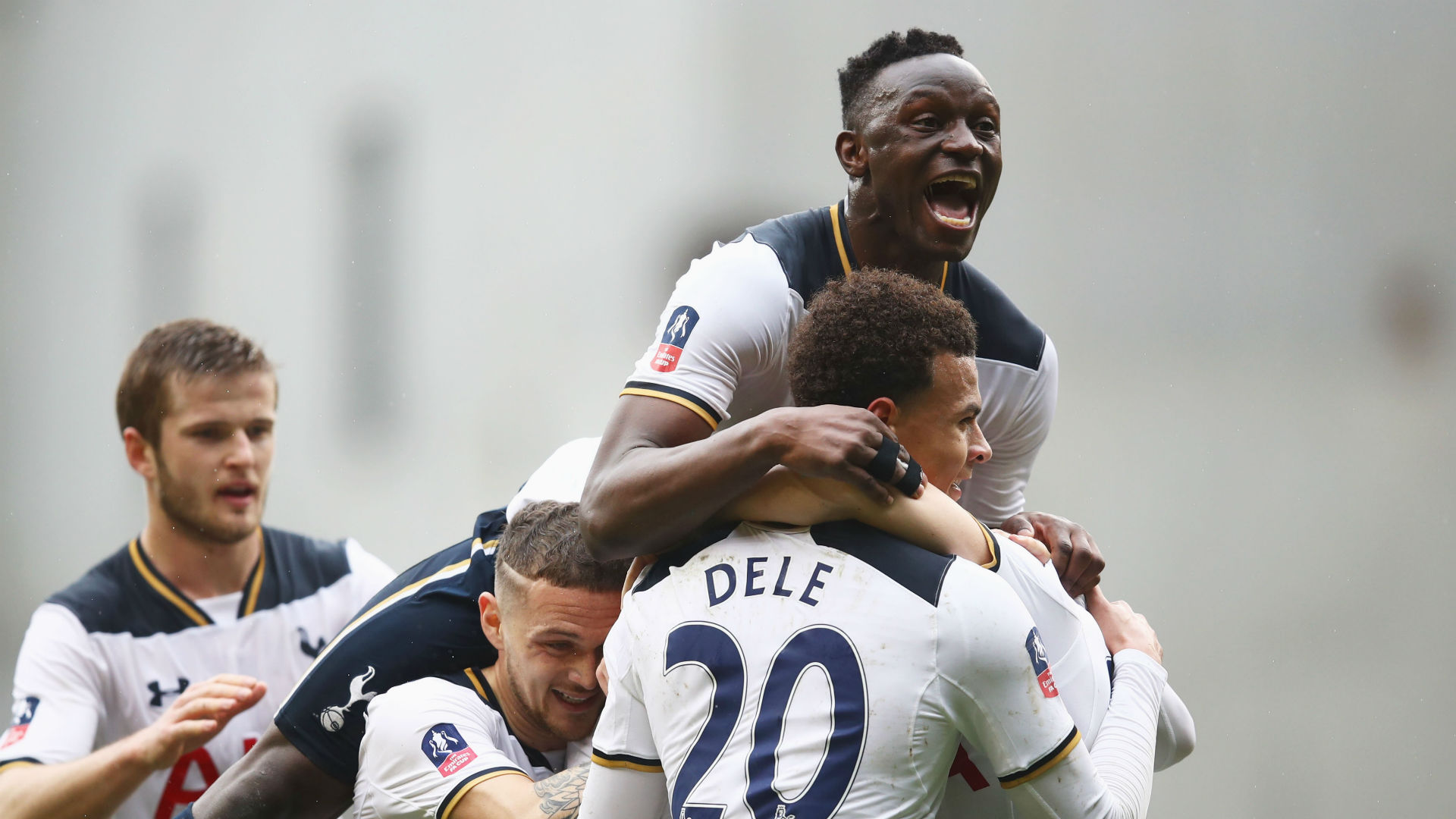 Tottenham no tiene piedad con el Millwall en la FA Cup