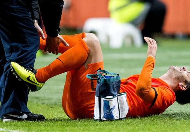 Van der Vaart set for Hamburg return