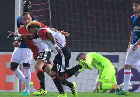 Feyenoord angry at Manchester United