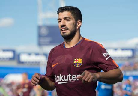 Luis Suárez firma el peor arranque goleador de su carrera