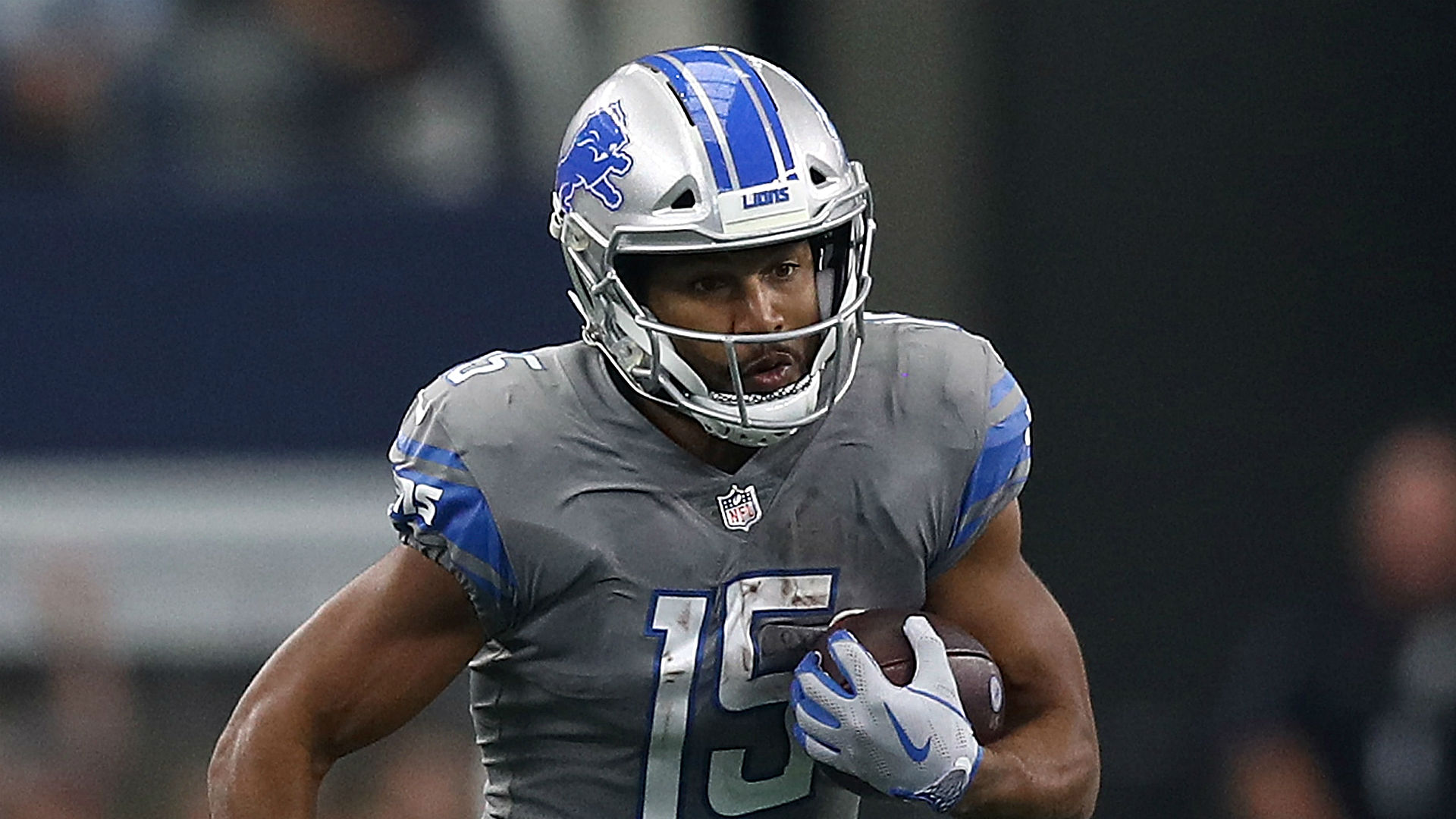 Lions coach Matt Patricia said he made sure Golden Tate was OK after trade