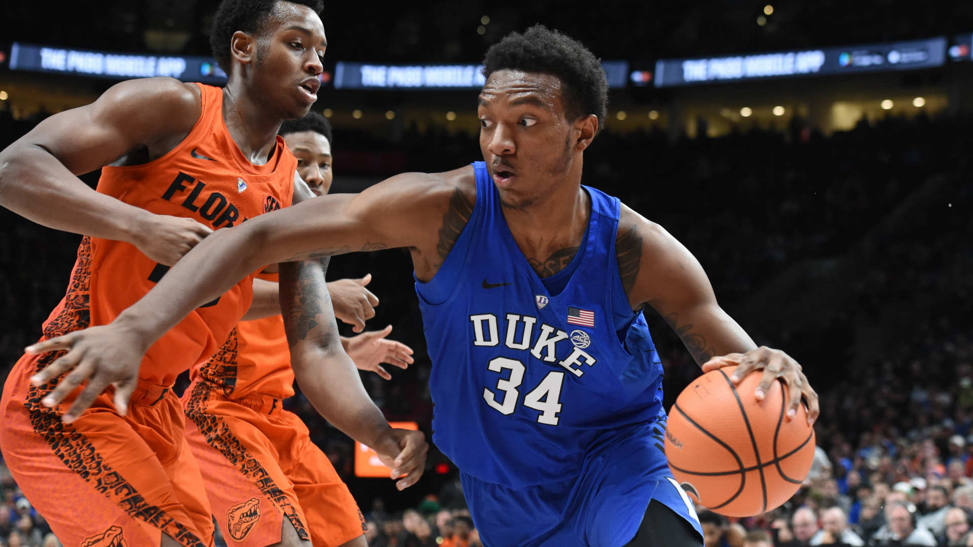 Former Duke star Wendell Carter's mom compares college basketball system to slavery