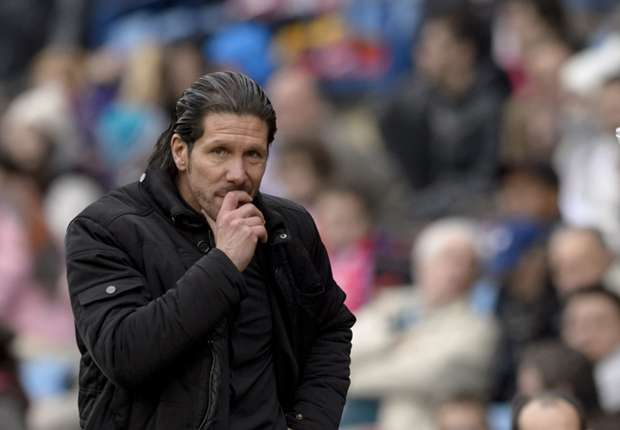 Atletico can't afford to lose again, says Simeone