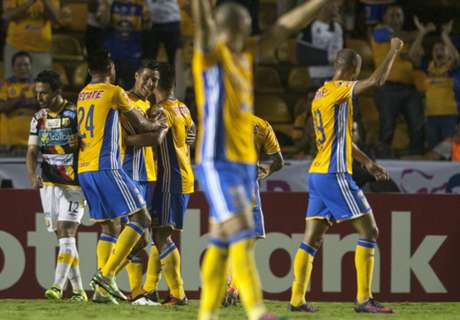 Tigres advance to CCL quarters